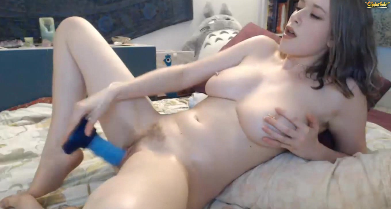 Orgasm in webcam.